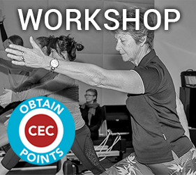 ONLINE LEARNING - Pilates Through The Ages - Sun 24 May 2020