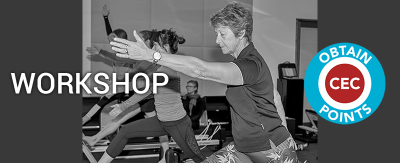 ACT - Pilates Through The Ages - Sun 24 May 2020
