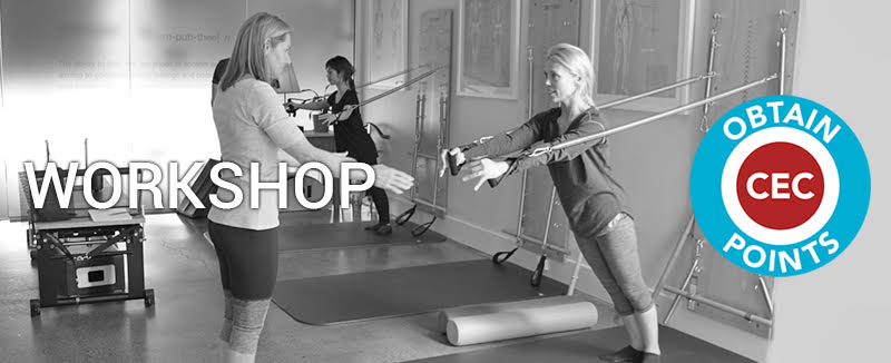 VIC - Pilates with the Springboard - Sat 13 July 2019