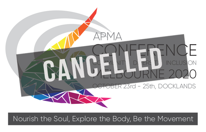 APMA | 2020 Conference - Cancelled