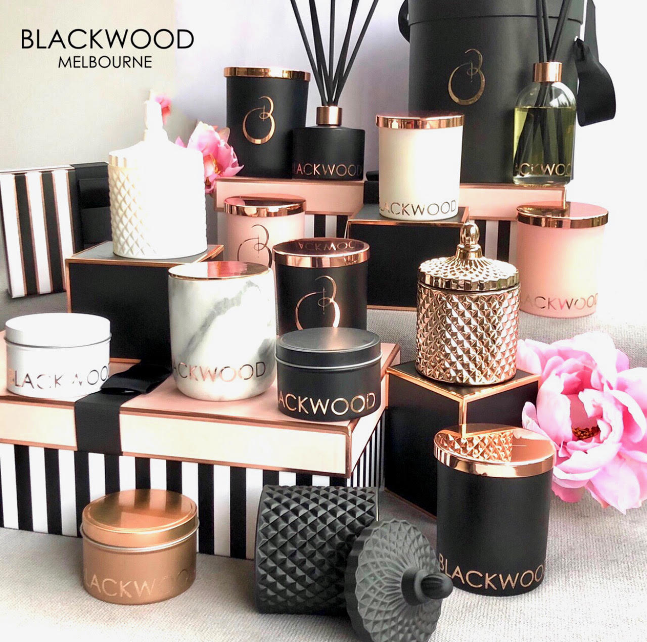 Blackwood Soy Candle Co
